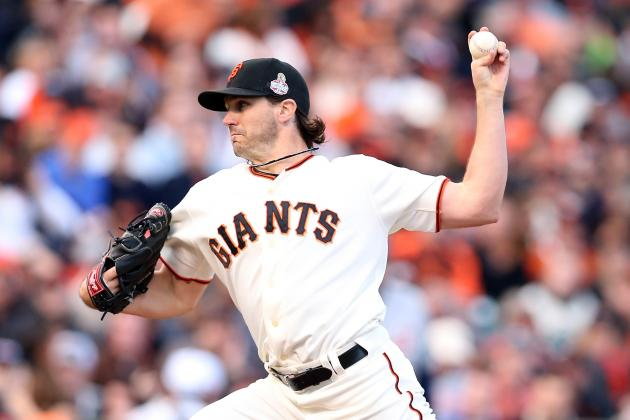 San Francisco Giants Win World Series on Strength of Their Arms