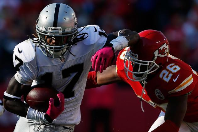 Raiders vs. Chiefs: 26-16 Victory Gives Oakland a Chance in AFC West