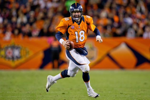 Peyton Manning: Dominating Broncos QB Will Win 5th MVP Award in 2012
