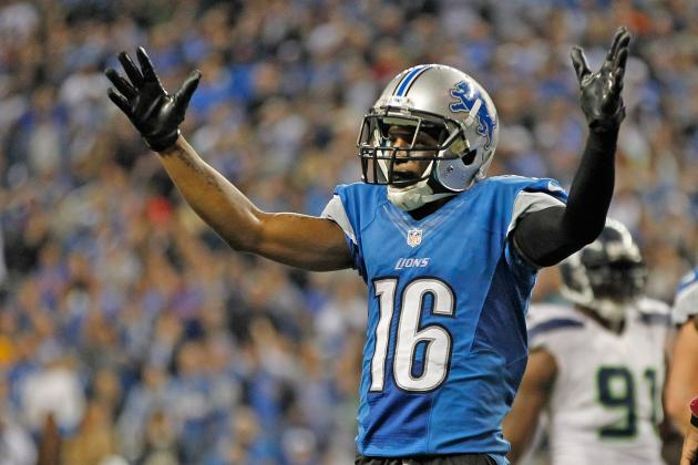 Titus Young: Fantasy Owners Must Target Detroit Lions WR