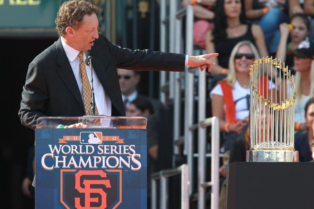 SF Giants Parade 2012: Biggest Stars to Watch During San Francisco's Celebration