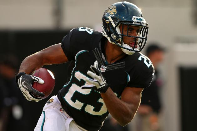 Rashad Jennings: Jaguars RB Is Elite Option in All Fantasy Leagues