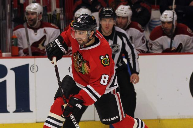 Chicago Blackhawks Farm Report: Brandon Saad and Nick Leddy Battling Injuries