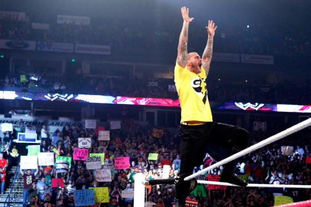 Why CM Punk's Hell in a Cell Win over Ryback Had the Perfect Ending