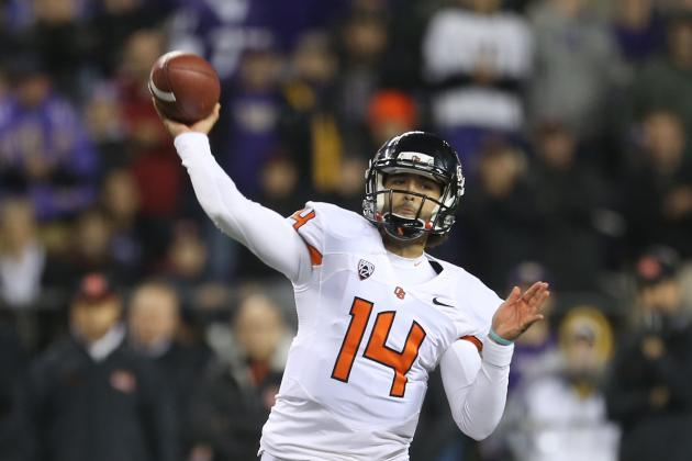 Oregon State Football: Beavers Must Rebound Quickly to Save Pac-12 Title Hopes