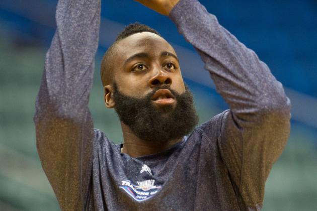 James Harden: Breaking Down How Trade Impacts Western Conference Contenders