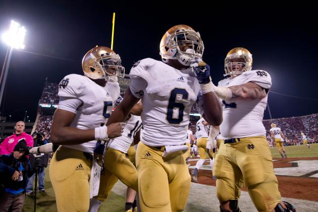 Notre Dame Has a Good Football Team and You Need to Accept It