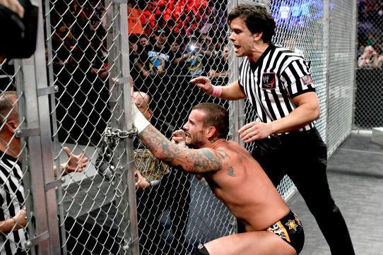 WWE Hell in a Cell 2012 Results: Was the WWE Title Finish the Right Decision?
