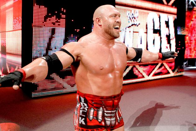 WWE Hell in a Cell 2012: Why Ryback Should Have Won