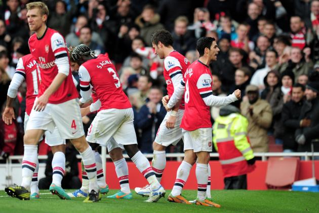 Ugly Win over QPR Was Just What Arsenal Needed Ahead of Manchester United Clash