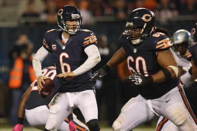 Cutler Steps Up When the Bears Need Him to and More NFC North News