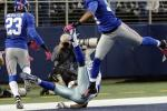Cowboys Lose to Giants on Controversial Overturned TD