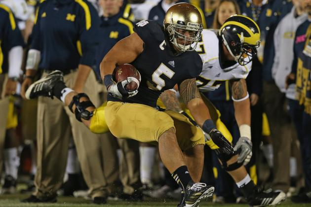 Buffalo Bills Should Target Manti Te'o in the 2013 NFL Draft
