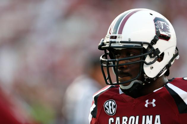 Marcus Lattimore Has Left a Strong Legacy at South Carolina