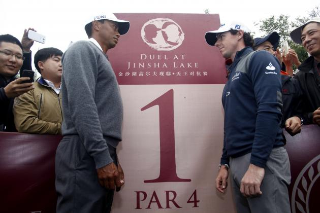 Tiger Woods vs. Rory McIlory Duel at Jinsha Lake 2012: Recap, Analysis and More