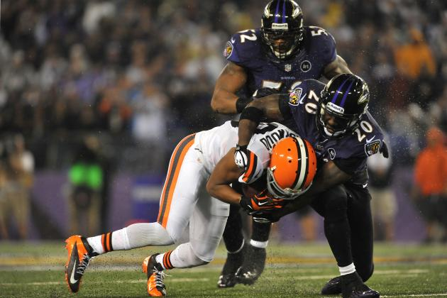 Ravens Fined $20K for Failing to List Ed Reed on Injury Report; Pollard Fined
