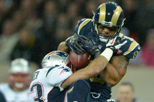 After Early Rams Bomb, Patriots Secondary Steps Forward