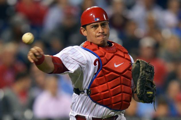 Phillies Exercise 2013 Option for Carlos Ruiz