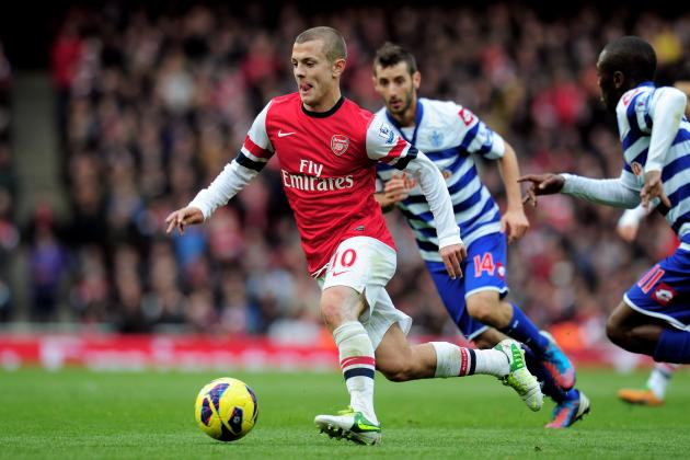 Arsene Wenger: Delighted with Arsenal's Lucky Win and to See Jack Wilshere Back