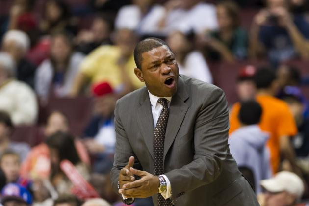 Doc Rivers Tinkering with Boston Celtics Rotation Will Impact Team Chemistry