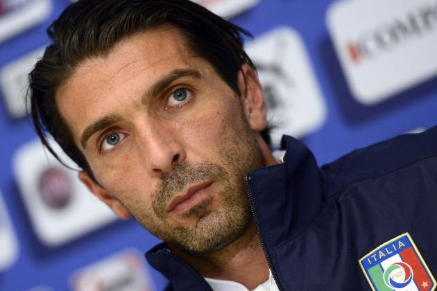 Buffon Close to Signing New Deal