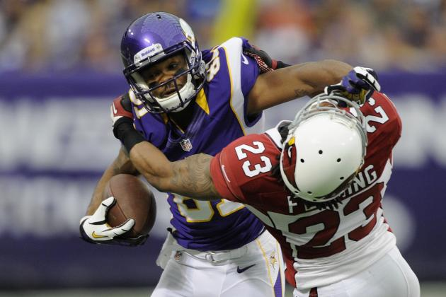 Vikings' Jerome Simpson: 'Don't Ask Me No More About My Body'