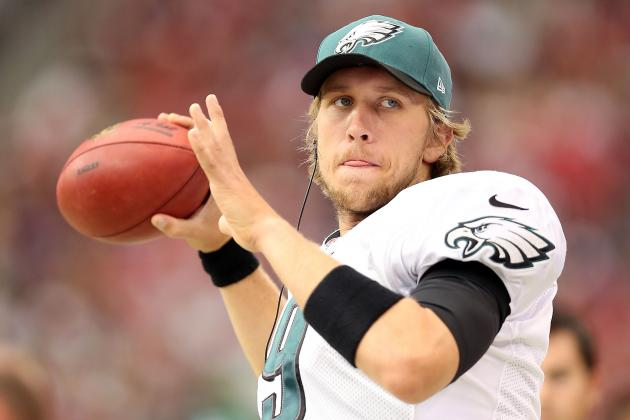 Report: Eagles Likely to Switch to Nick Foles