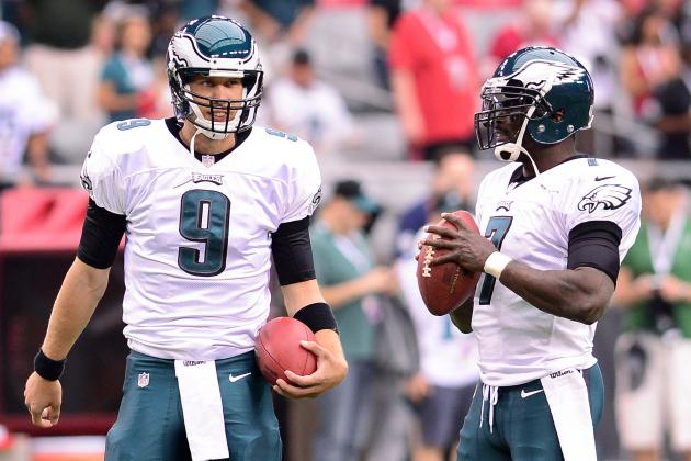 Debate: Should the Eagles Bench Vick for Foles?