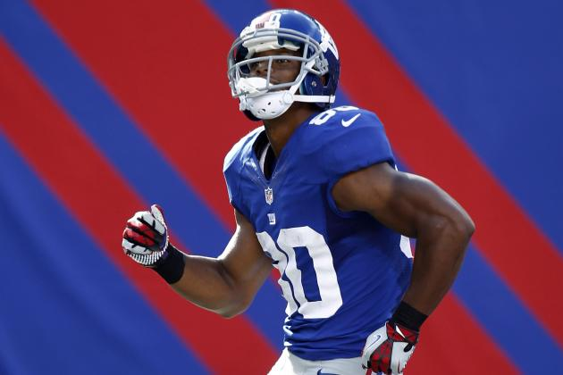 Victor Cruz Says Contract Talks Moving in Right Direction