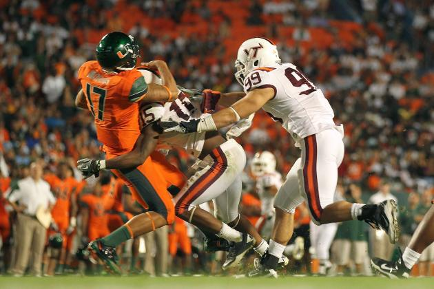Virginia Tech vs Miami (FL): TV Schedule, Live Stream, Radio, Game Time and More