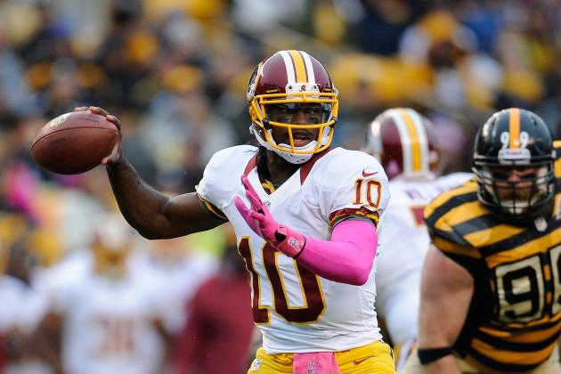 Robert Griffin III: Biggest Flaws in Rookie QB's Game