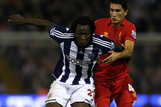 Romelu Lukaku Could Return to Chelsea from West Bromwich Albion Loan
