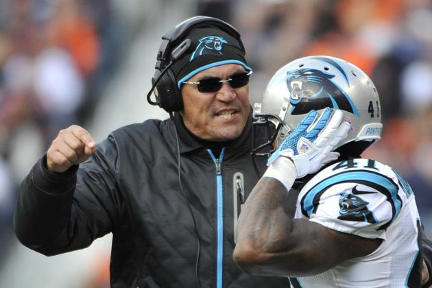 Another Panthers Player Publicly Airs Frustration, and More NFC South News