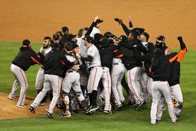 SF Giants Parade 2012: Breaking Down How Giants Earned Market Street Spotlight