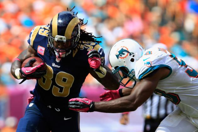 NFL Trade Rumors: Ranking Ideal Destinations for Rams' Steven Jackson