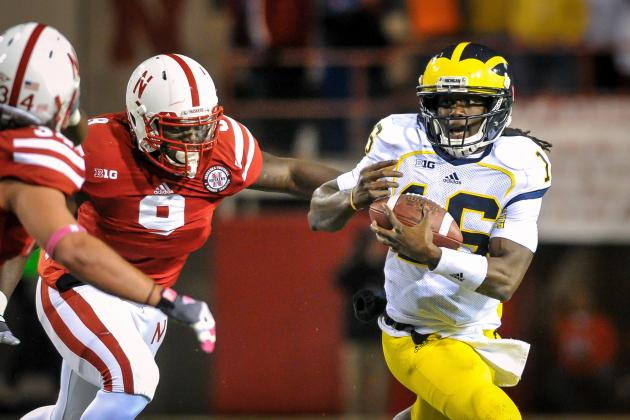 Nebraska's Defense Shines with Win Against Michigan
