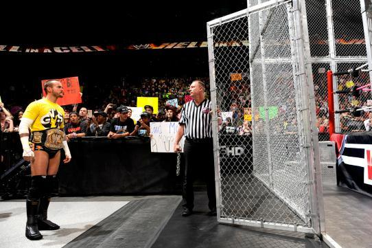 WWE Hell in a Cell 2012 Results: How WWE Dropped the Ball with the PPV