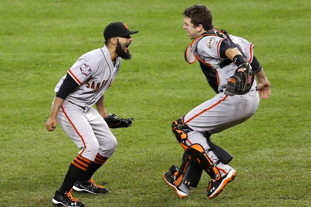 Why the San Francisco Giants Are Built for a 2013 World Series Repeat