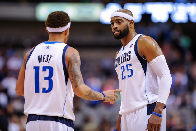 Does Delonte West's Suspension Expose Dallas Mavericks Locker-Room Discord?