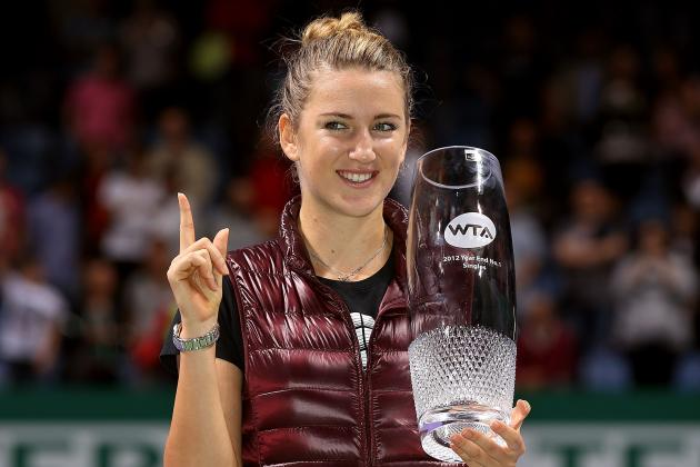 Year-End No.1 Azarenka Crowned in Istanbul