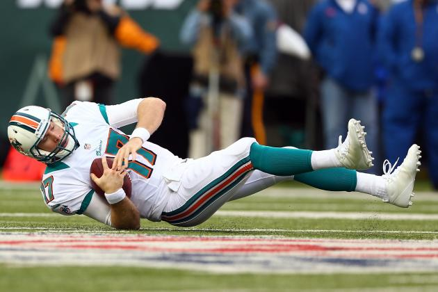Ryan Tannehill Injury: QB's Situation Gives Dolphins RBs Increased Fantasy Value