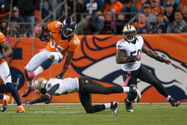 Ugly Stats Say The New Orleans Saints Have The Worst Defense In NFL History