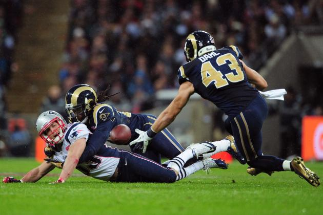 Rams Enjoy Everything About England Except New England