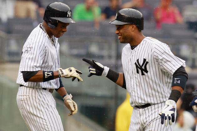 Yankees Reportedly Exercise Options to Keep Robinson Cano and Curtis Granderson