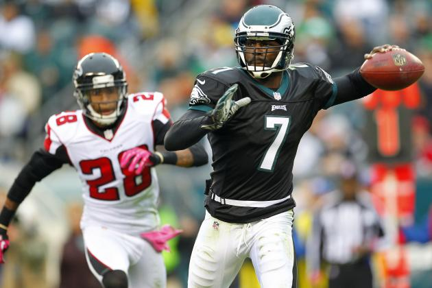 Andy Reid Must Not Bench Eagles QB Michael Vick vs. Saints