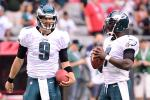 Report: Eagles Considering Benching Vick for Rookie Foles
