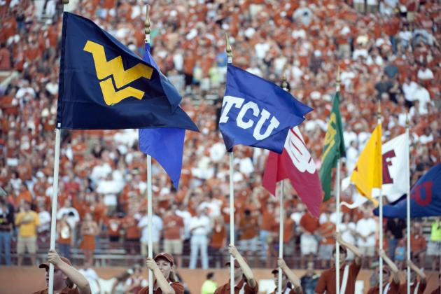 West Virginia-TCU Kicks off at 3 P.M.