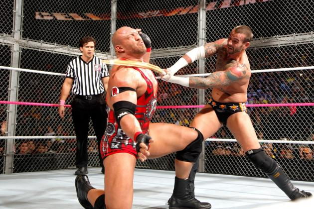 WWE Hell in a Cell: How Did CM Punk vs Ryback Compare to Punk's Past HIAC Bouts?