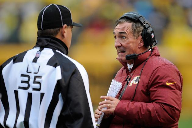 Washington Redskins: It's Time to Start Questioning Mike Shanahan