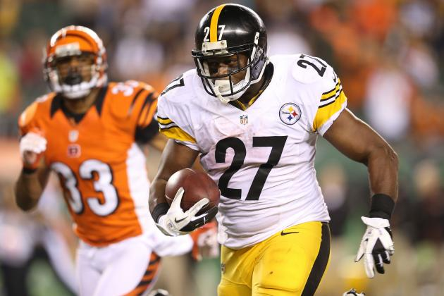 Steelers notebook: Dwyer runs into a RB controversy